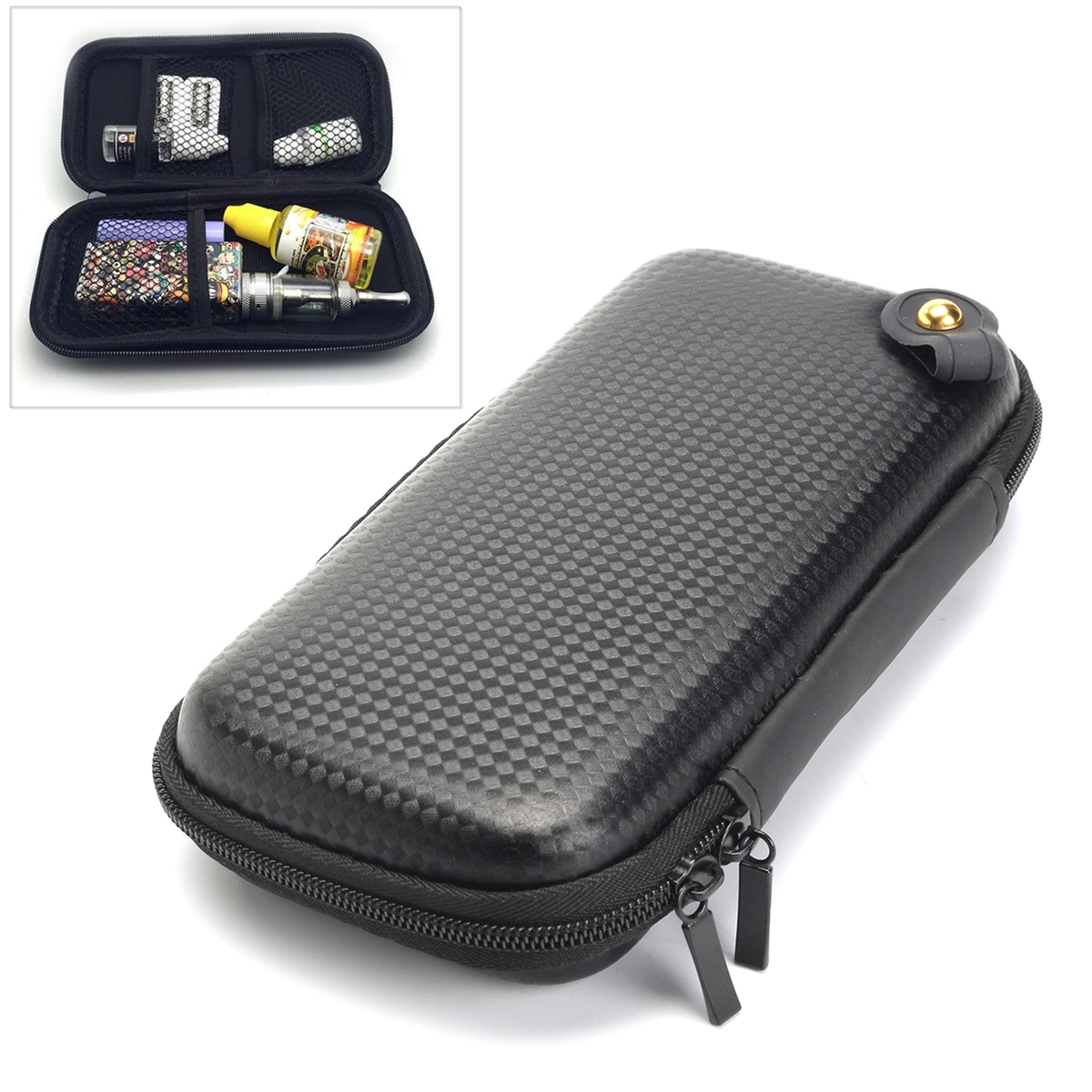 Universal Portable Vape Bag Electronic Cigarette Tools
