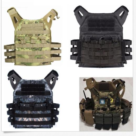 Hunting Tactical Vest Amphibious Battle Military Molle