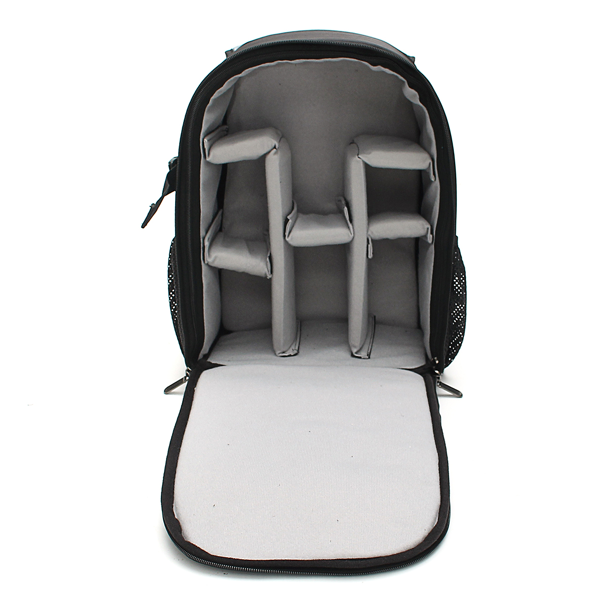 Waterproof Backpack Camera Bag with Padded Bag for DSLR Camera Lens Accessories 20