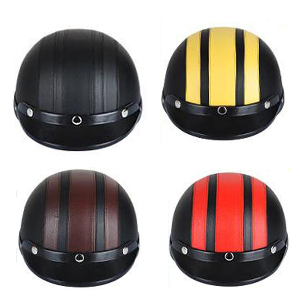 Motorcycle Half Face Helmet Breathable Motocross Outdoor Racing helmet