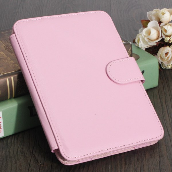 Smart Slim PU Case Cover For Kindle 4/5 Ebook Reader Screen Protector