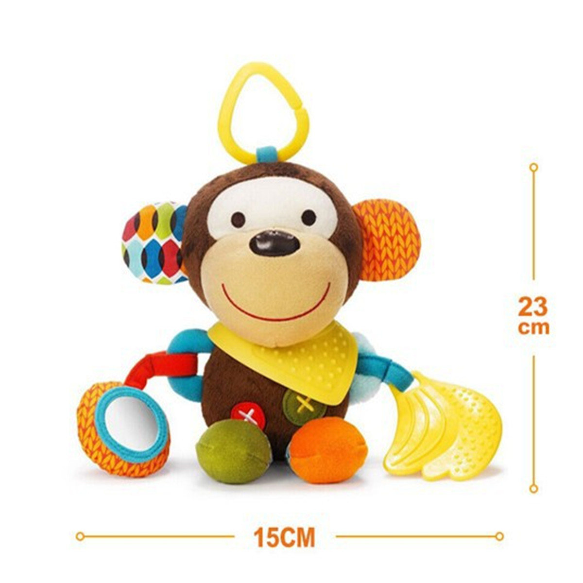 Baby Infant Teether Preferred Soft Appease Calm Toys Developmental Cute Doll