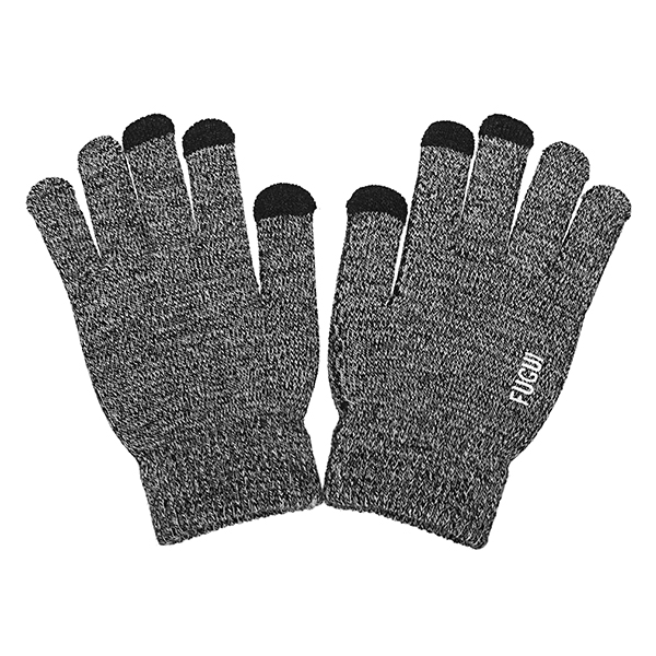 Touch Screen Weave Wool Magic Gloves Motorcycle Hand Finger Warmer