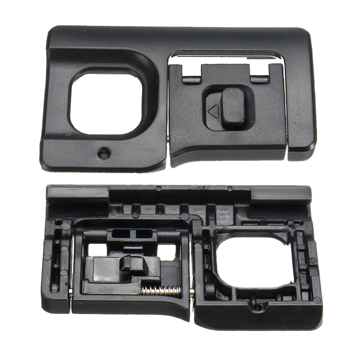 Plastic Waterproof Replacement Housing Case Box Lock Buckle for Gopro Hero 6 5 Camera