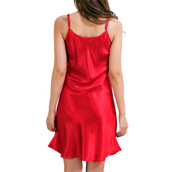 Multi Colors Sexy Sleepwear Nightdress