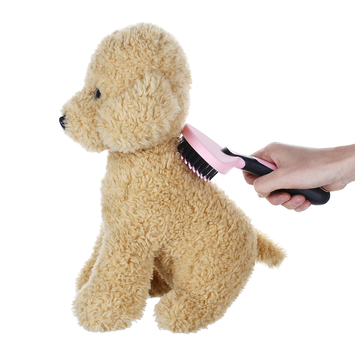 Horse Hair Grooming Brush Dog Cat Puppy Shedding Fur Comb Slicker Pet Brush Trimming Tools