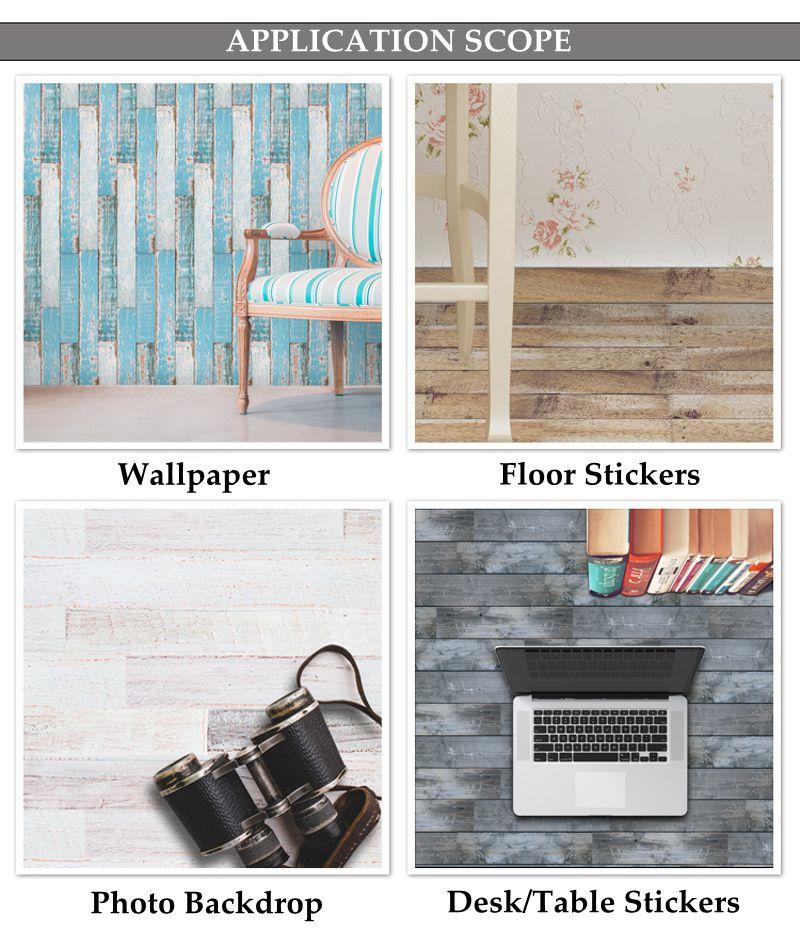 1 pcs Self Adhesive Tile Art Wall Decal Sticker DIY Kitchen Bathroom Decor Viny Floor Decor Sticker