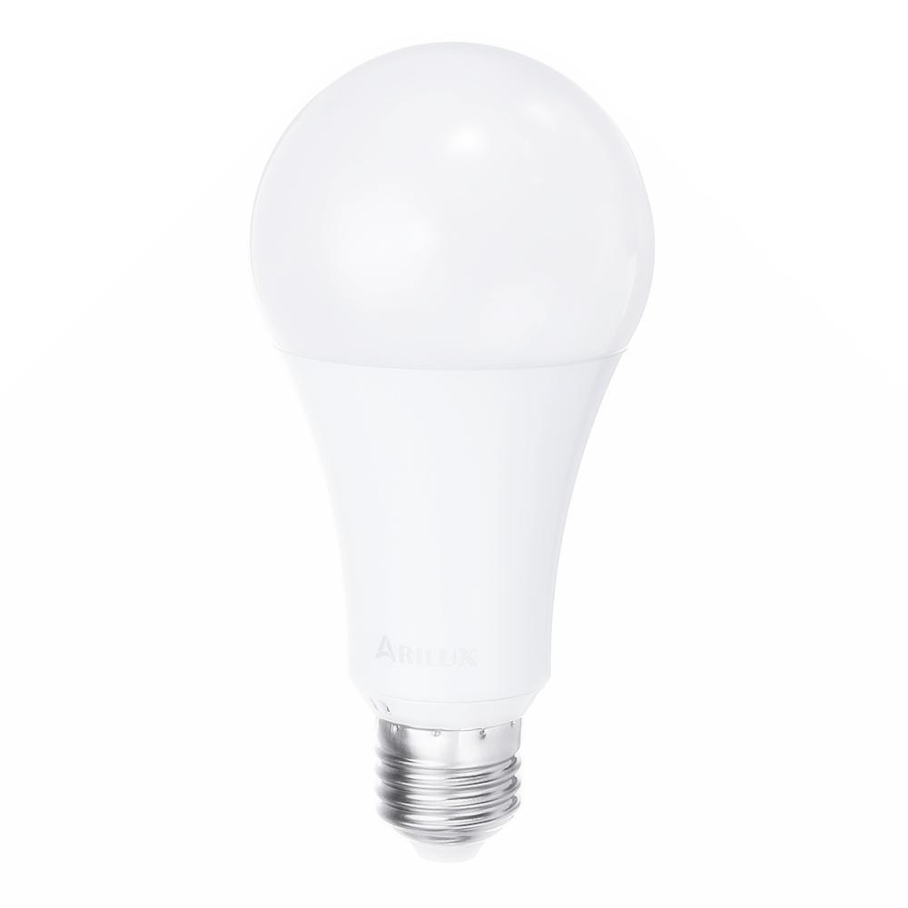 ARILUX® E27 9W 700LM RGBW WiFi APP Control Smart LED Bulb Work with Alexa AC85-265V