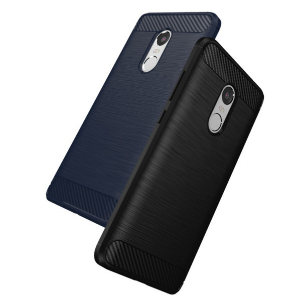 Bakeey Simple Drop-resistance Soft Silicone TPU Back Case For Xiaomi Redmi NOTE 4/Redmi NOTE 4X