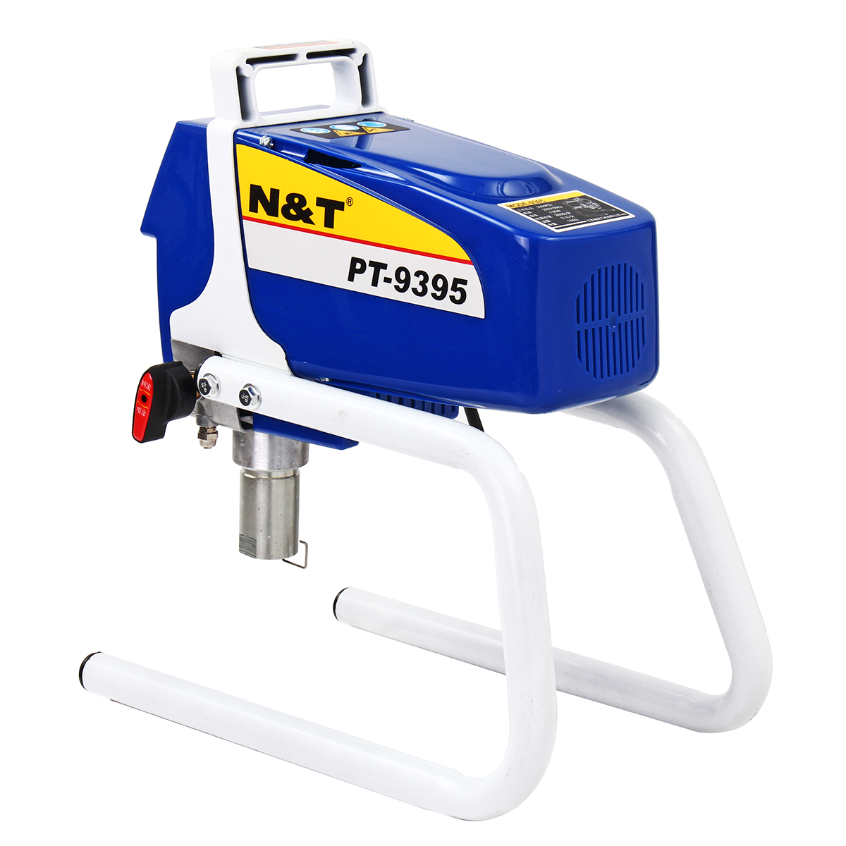 3000PSI 220V Electric High-pressure Airless Spraying Machine Wall Paint Sprayer Tools