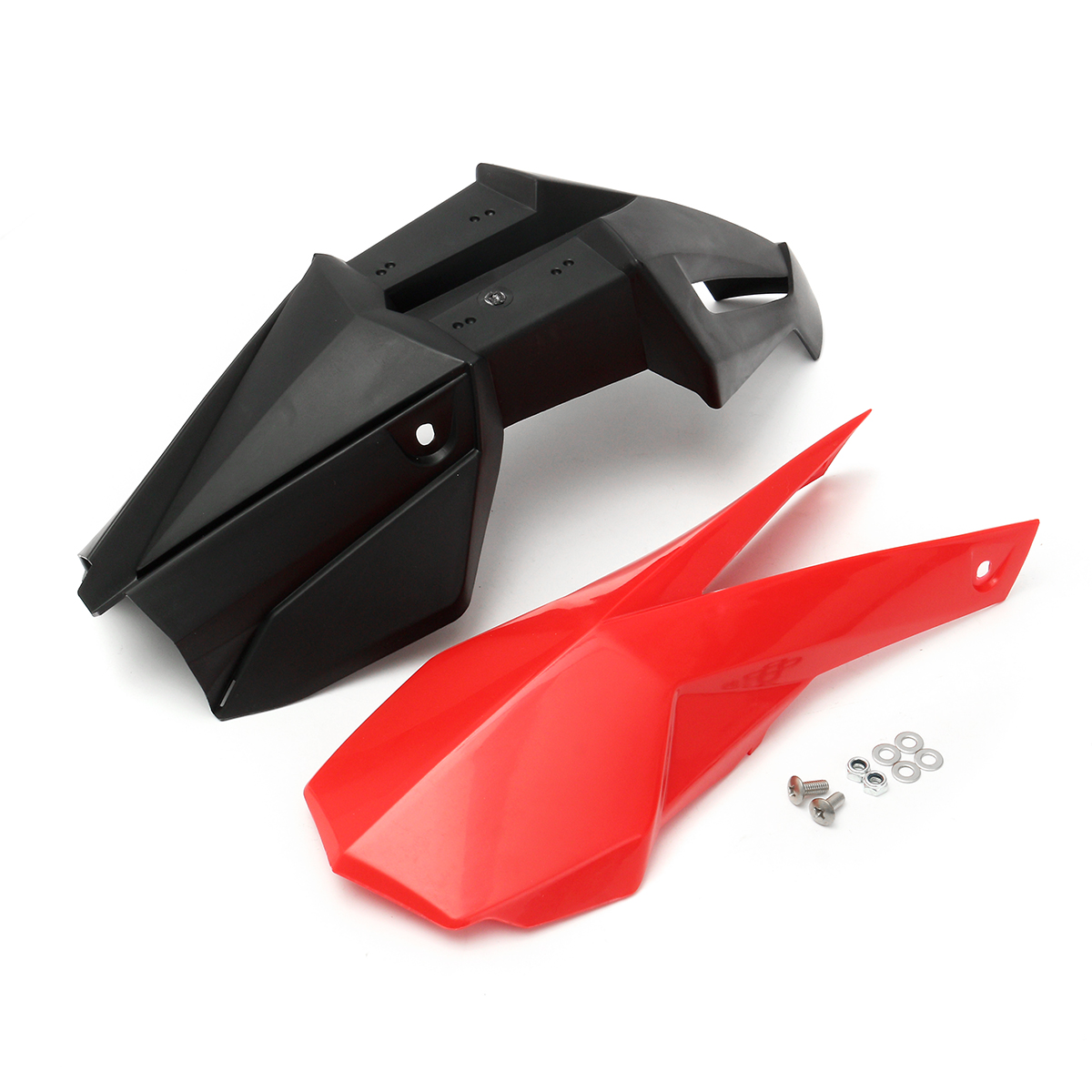 Motorcycle Front Plastic Fender Mudguard Dirt Bike For Honda KTM 7-Colors