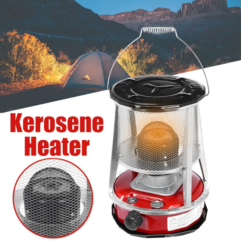 Camping Kerosene Heater Cooking Stove Portable Burner Stove Windproof Kerosene Stove Equipment