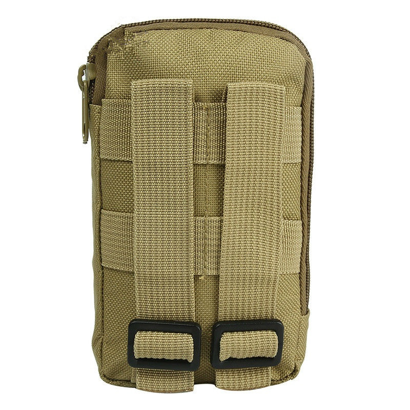 Multifunctional Waterproof Tactical Waist Bag 8 inches Outdooors Belt Camping Hiking Pouch Phone Bag