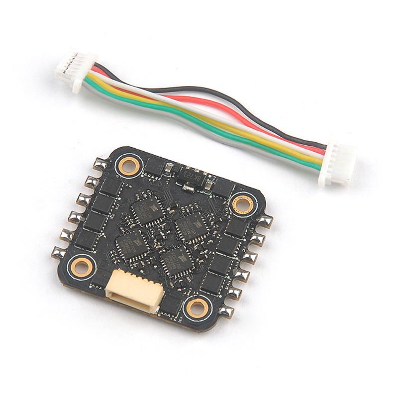 15A Blheli_S 2-4S Brushless ESC DSHOT600 Ready 20x20mm for RC Drone FPV Racing - Photo: 4