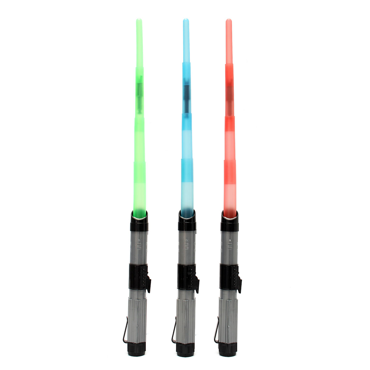 Lightsaber Light Saber Telescopic Sword Light Sound Cosplay Toy
