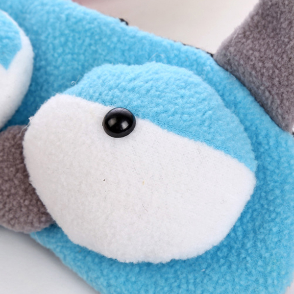 Fashion Version Of Cute Cartoon Plush sleep Eye Face Mask