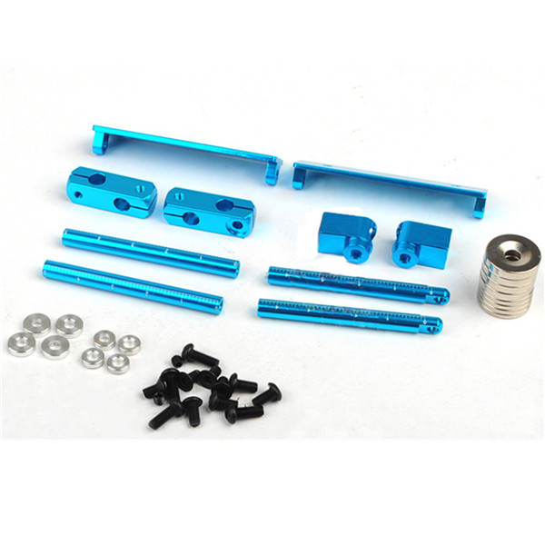 Alloy Magnetic Stealth Invisible Body Post Mount for 1:10 RC Car
