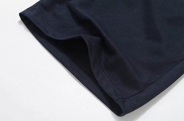 Large Size S-4XL Loose Knitting Shorts Pants Mens Casual Elastic Waist Fitness Athletic Shorts