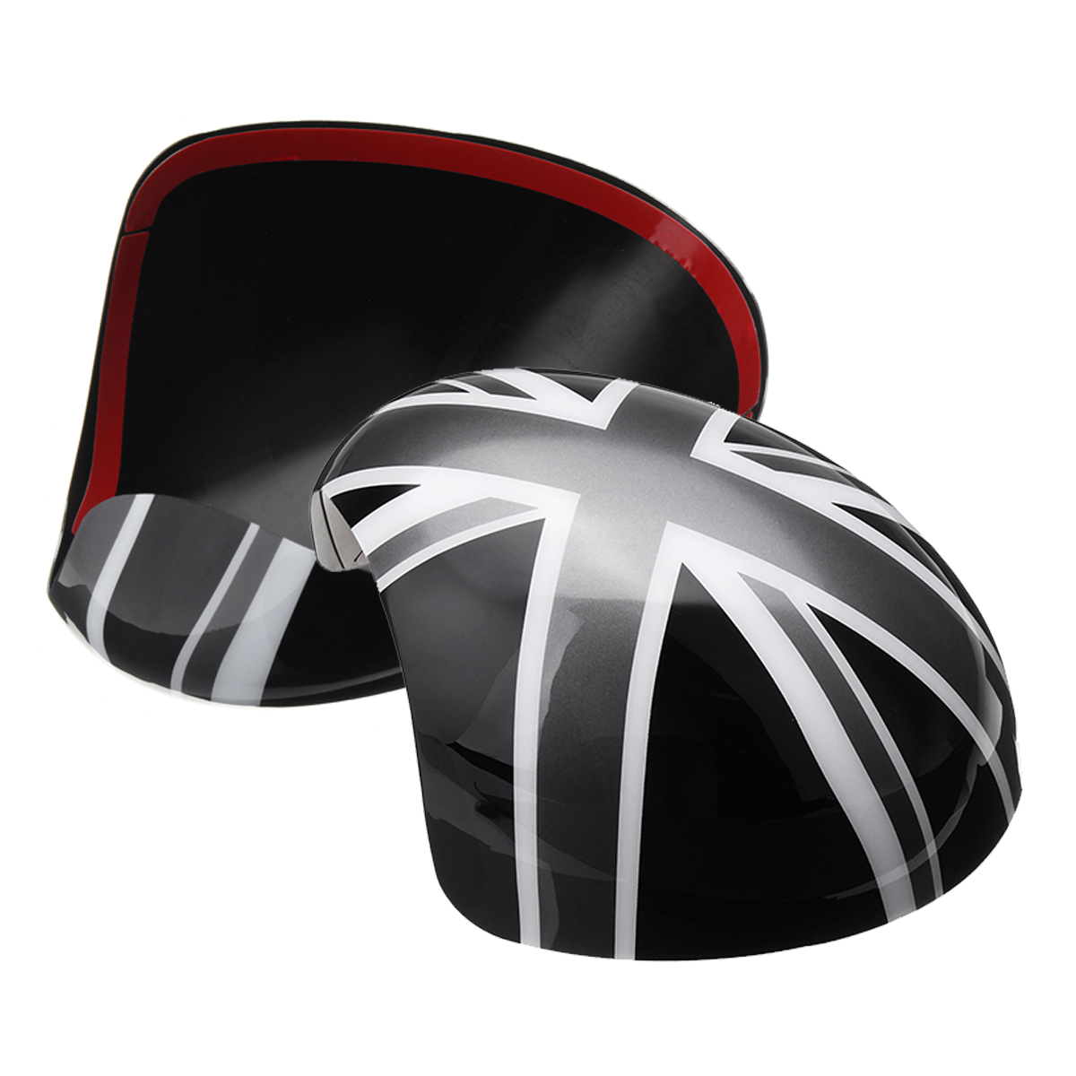Union Jack WING Mirror Covers Power Fold Mirror For MINI Cooper R55 R56 R57 R60