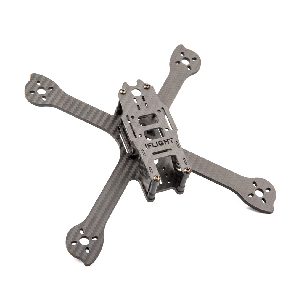 iFlight iX5 V2 5 inch 210mm FPV Racing Frame Freestyle Frame Kit 4mm Arm Carbon Fiber For RC Drone