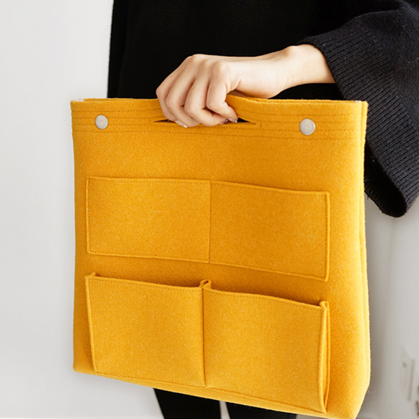 Multi Layer Storage Bag Travel Washing Supplies Cosmetic Storage Handbag Wall Hanging Bag