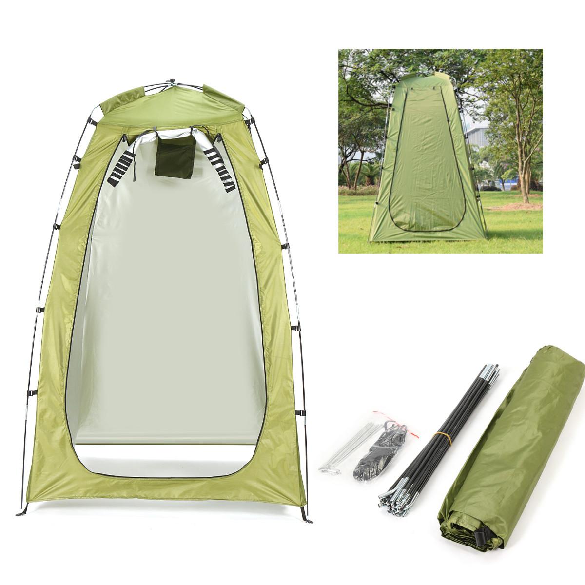 Outdoor Portable Pop-up Tent Camping Shower Bathroom Pr