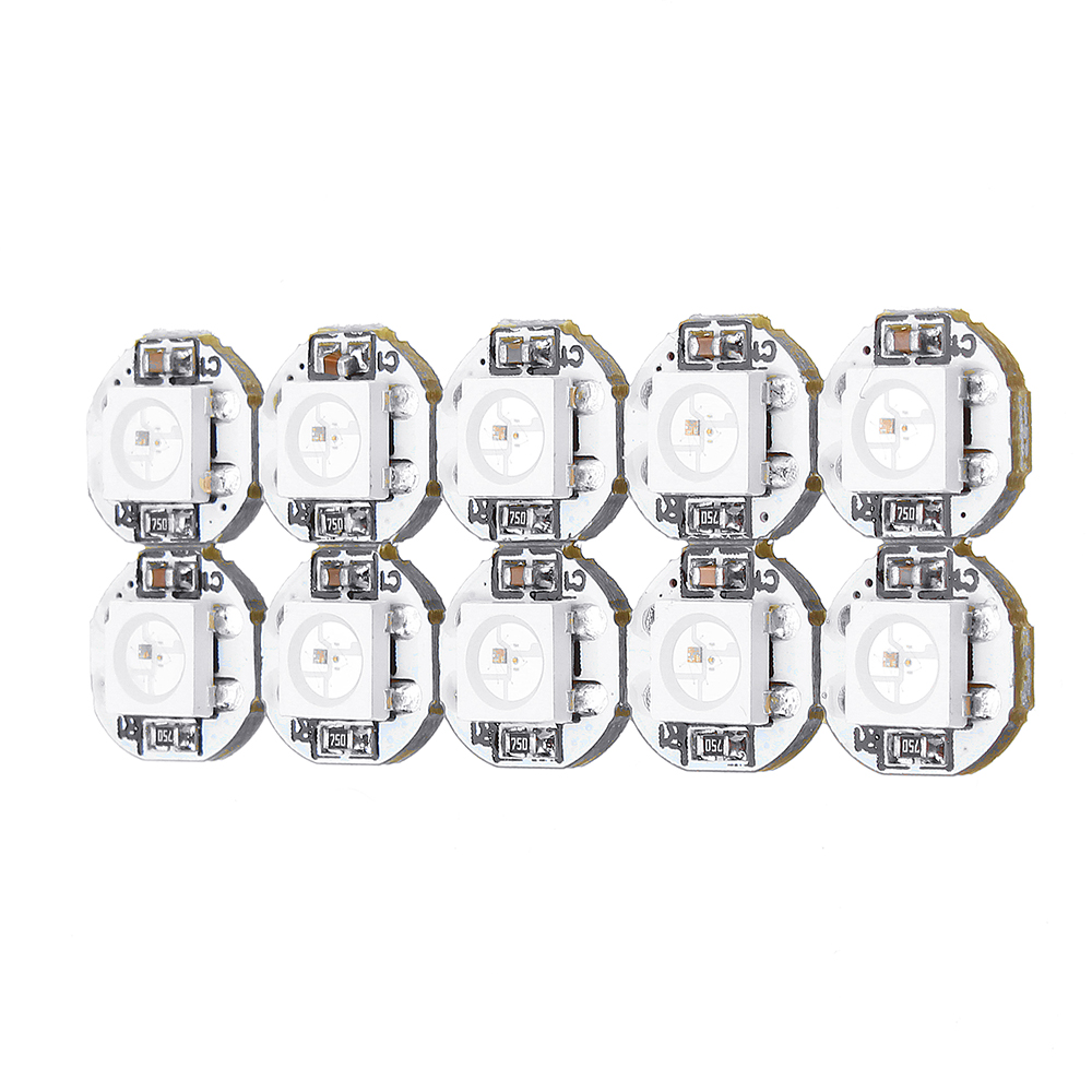 10Pcs Geekcreit® DC 5V 3MM x 10MM WS2812B SMD LED Board Built-in IC-WS2812