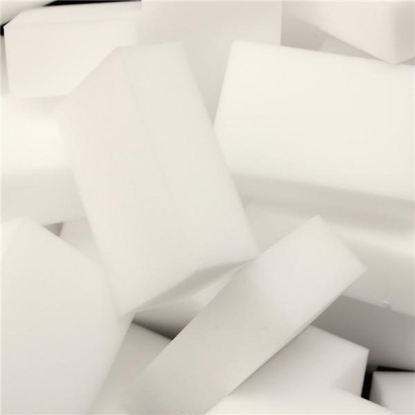100pcs 30mm Thickness Magic Cleaning Sponge 90x60x30mm Magic Melamine Cleaning Eraser Sponges