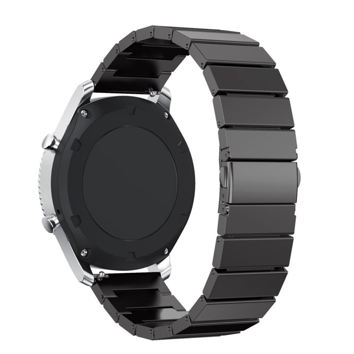 Frontier Stainless Steel Wrist Strap Watch Band Bracelet for Samsung Gear S3