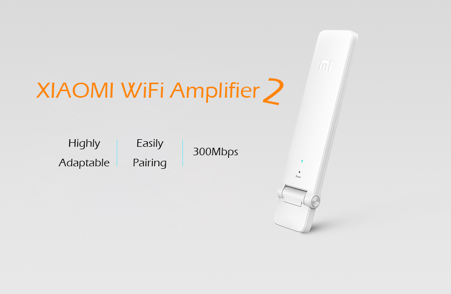 [English Version] Xiaomi 2nd 300Mbps Wifi Wireless Repeater