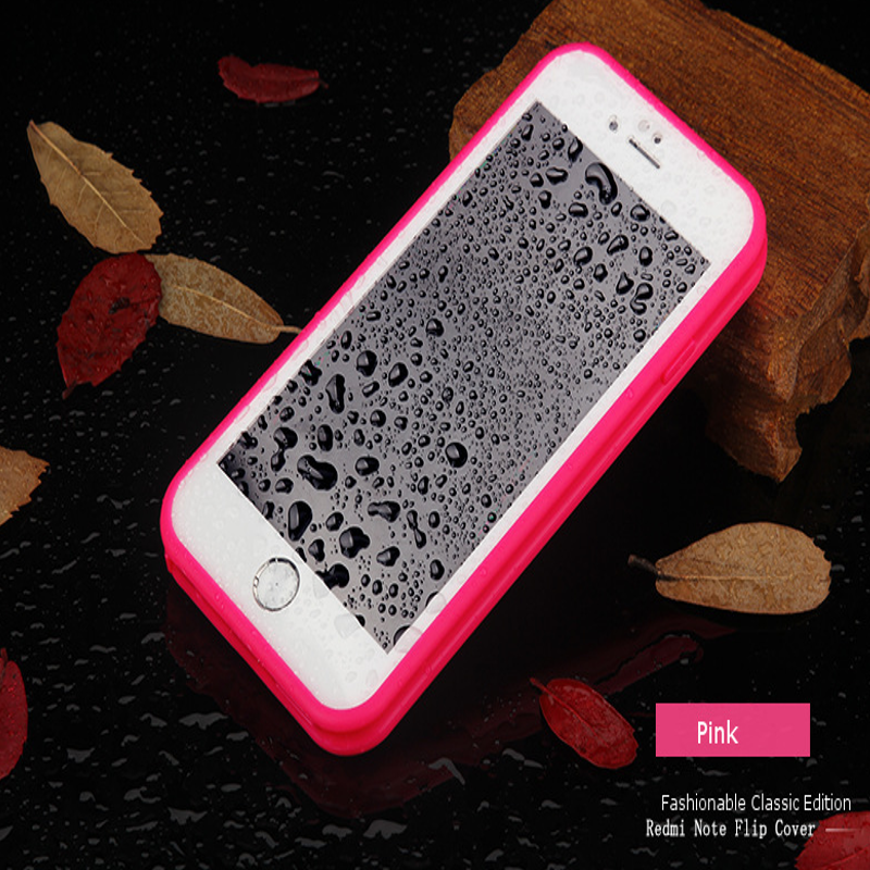 GP TPU Waterproof Shockproof Touch Screen Case For iPhone 5 5S SE