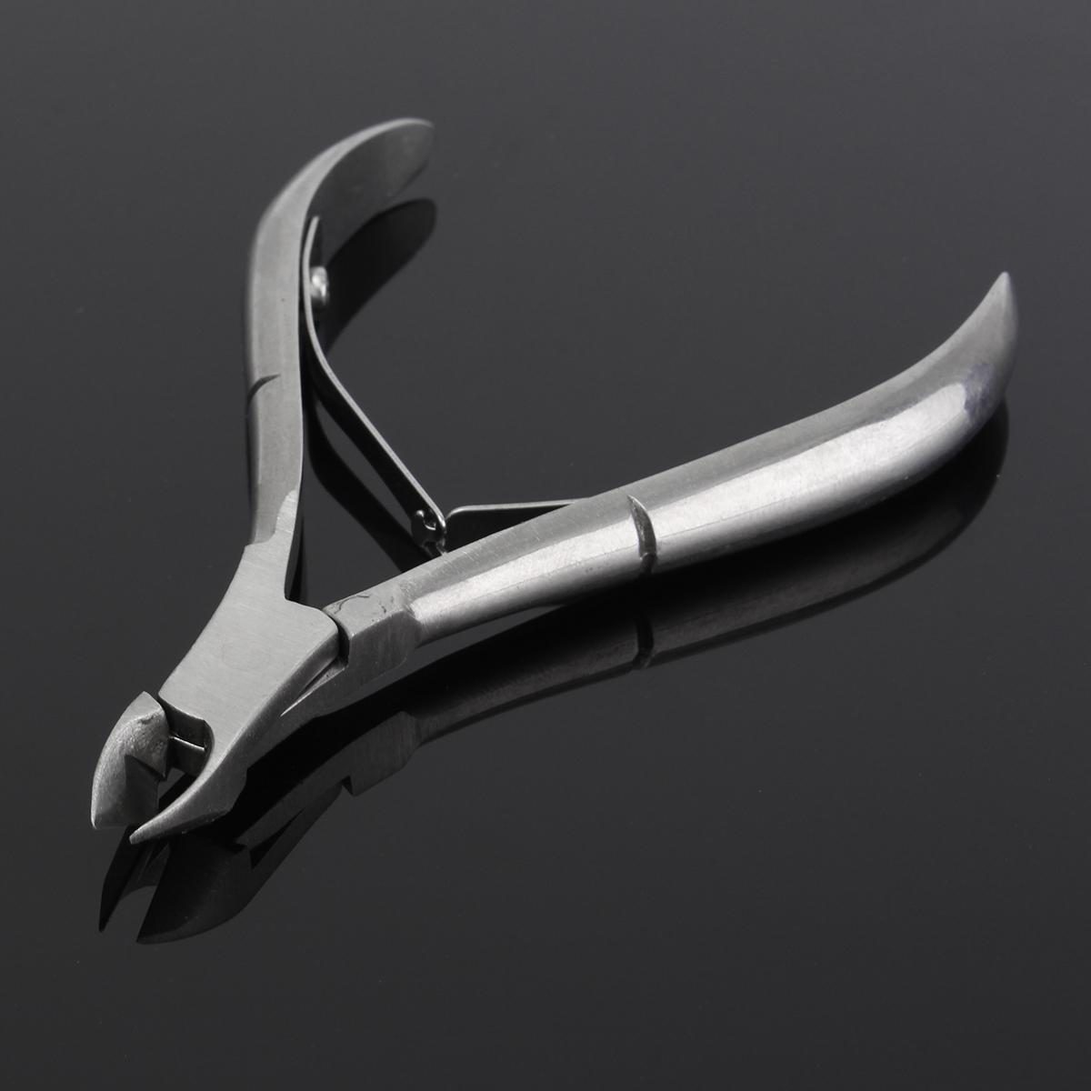 Nail Clipper Nipper Cleaner Manicure Pedicure Tool Cuticle Dead Skin Remover