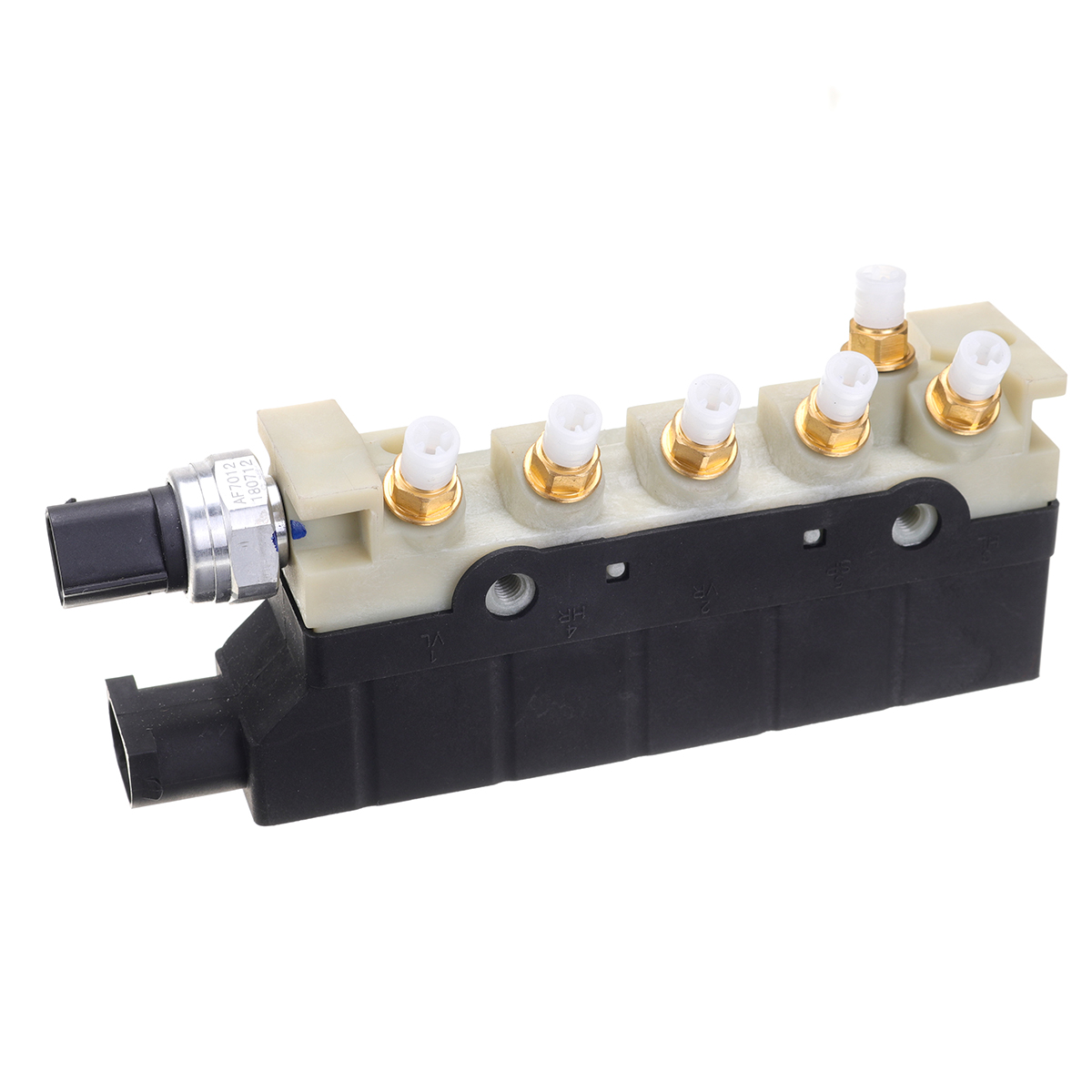Air Pump Suspension Compressor Valve Block for Mercedes S Class W220