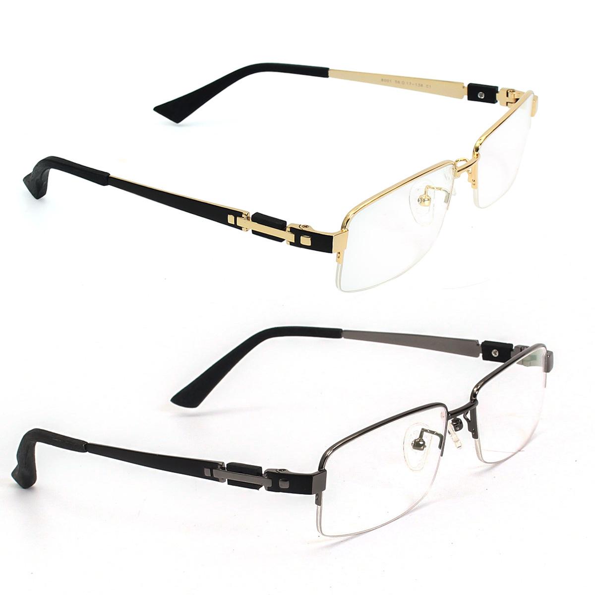 Men Pure Titanium Optical Frames Eyeglasses Frames Rack Commercial Eyewear Eye Glasses