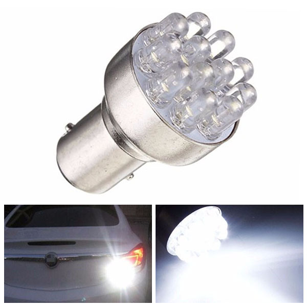 car 1157 bay15d globes 12 led brake turn stop tail light lamp bulb