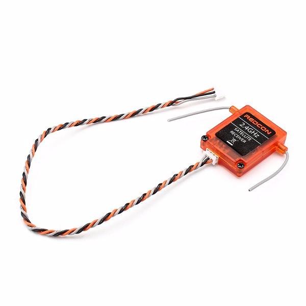 Redcon 2.4G Satellite Receiver For DSM2 DSMX JR Spektrum transmitter