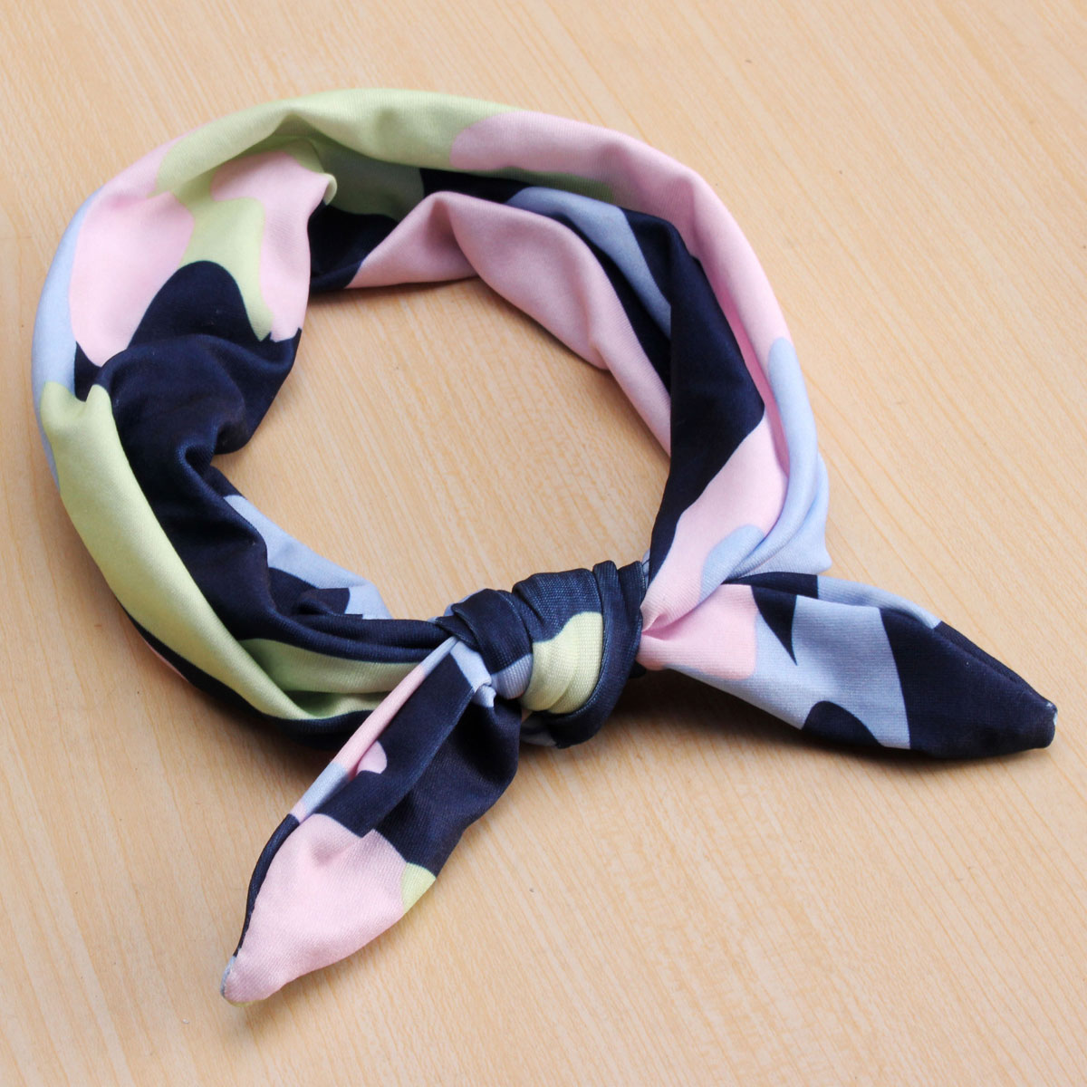 Baby Rabbit Ear Stretch Headbrand Turban Head Accessories