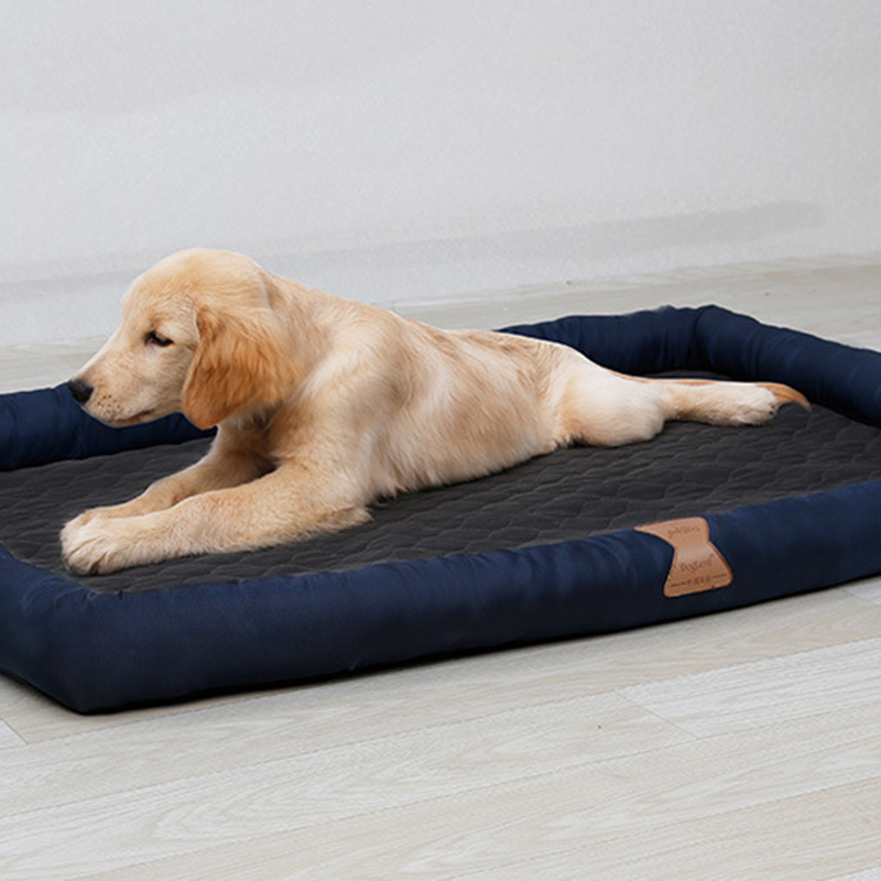 Pet Supplies Dog Washable Waterproof Pet MatSleeping Blanket Cage Kennel bed Spare Mat Hunting Dog