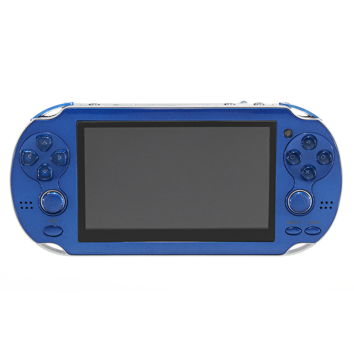 4.3 Inch Portable Handheld Game Console Player 300 Game Built in Video Camera