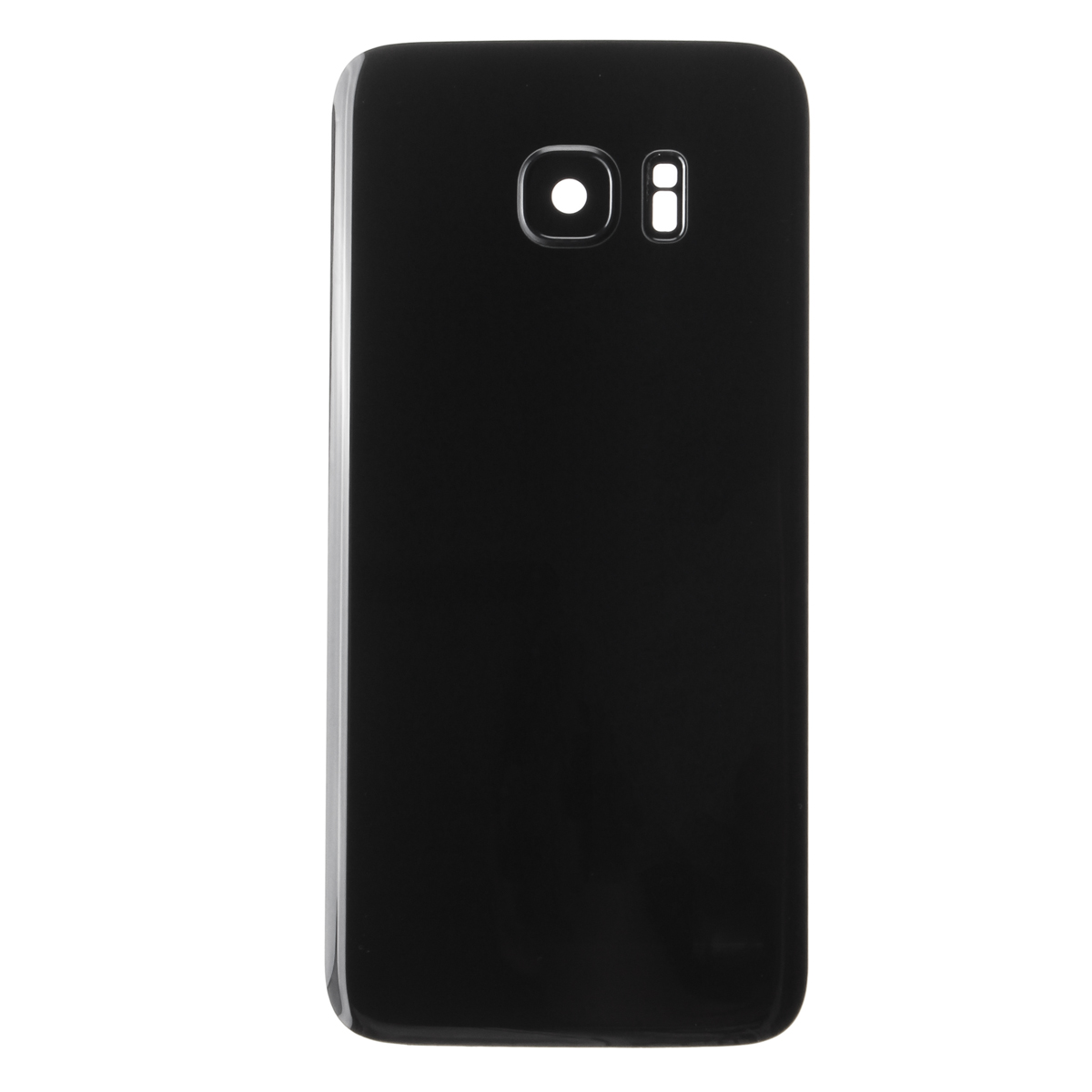 Rear Glass Battery Cover + Camera Lens Cover for Samsung Galaxy S7