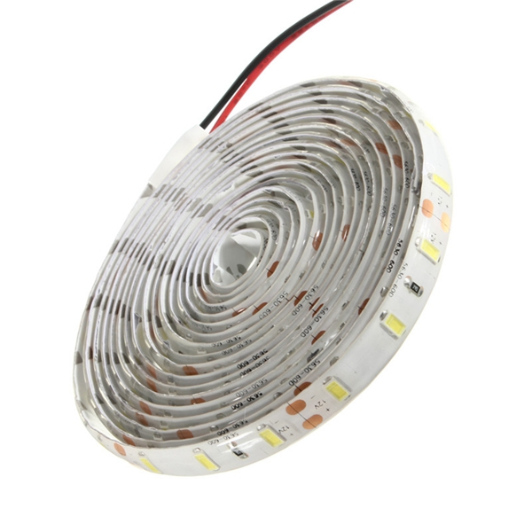 3M 36W DC 12V 180 SMD 5630 Waterproof White/Warm White/Red/Green/Blue LED Strip Flexible Light