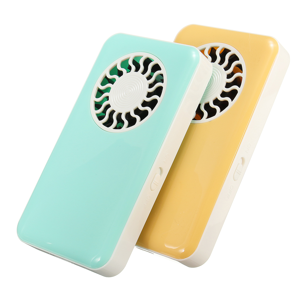 Mini Portable Handheld Rechargeable Summer Cooler Outdoor USB Fan