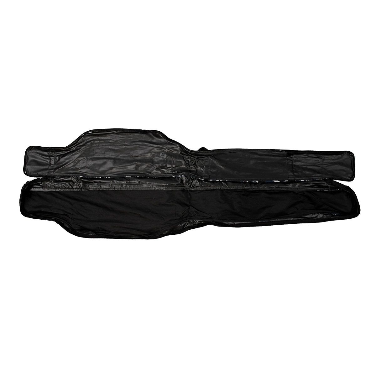 120-150cm Camouflage Portable Fishing Bag Canvas Fishing Pole Storage Bag Case Fishing Gear Tackle