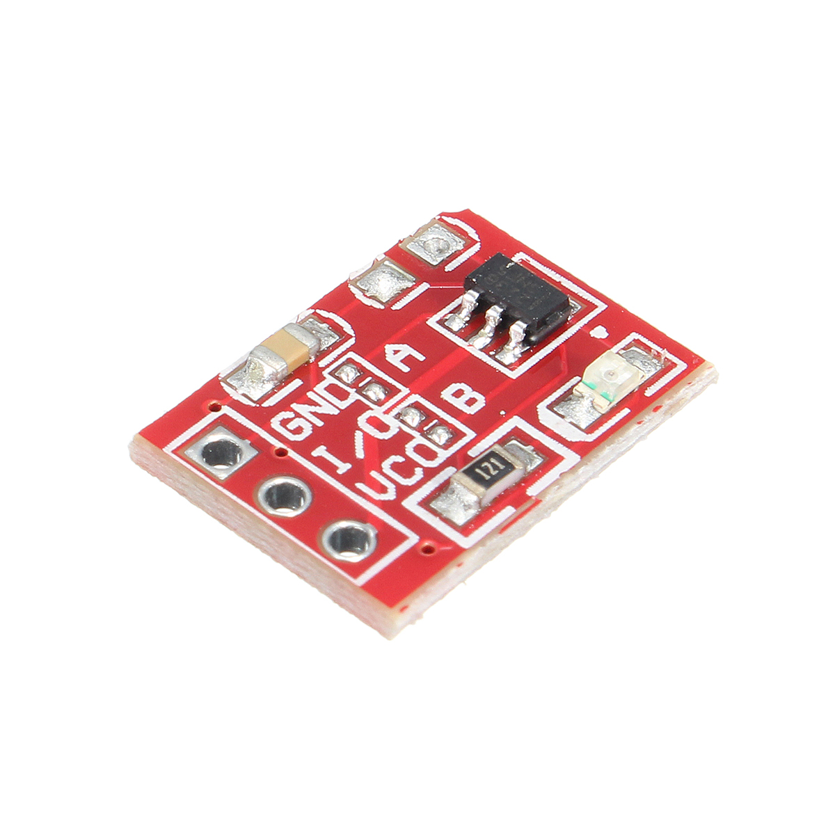 30pcs 2.5-5.5V TTP223 Capacitive Touch Switch Button Self Lock Module For Arduino
