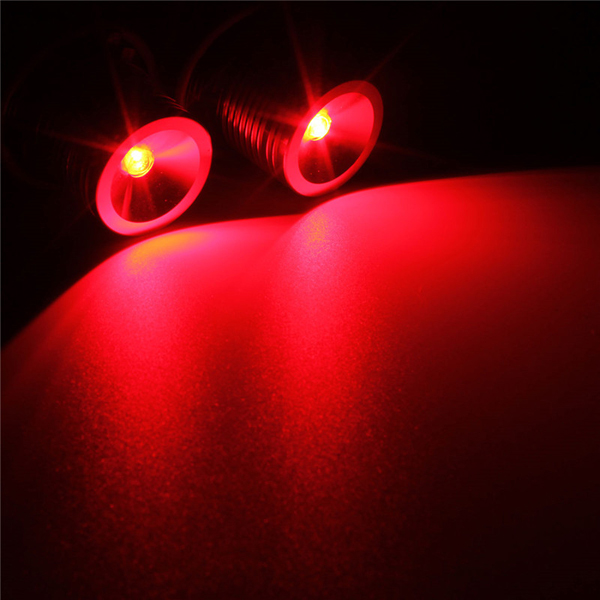 2PCS RGB LED Angel Eyes Halo Lights Bulbs for BMW E39 E60 E61 E63 E64