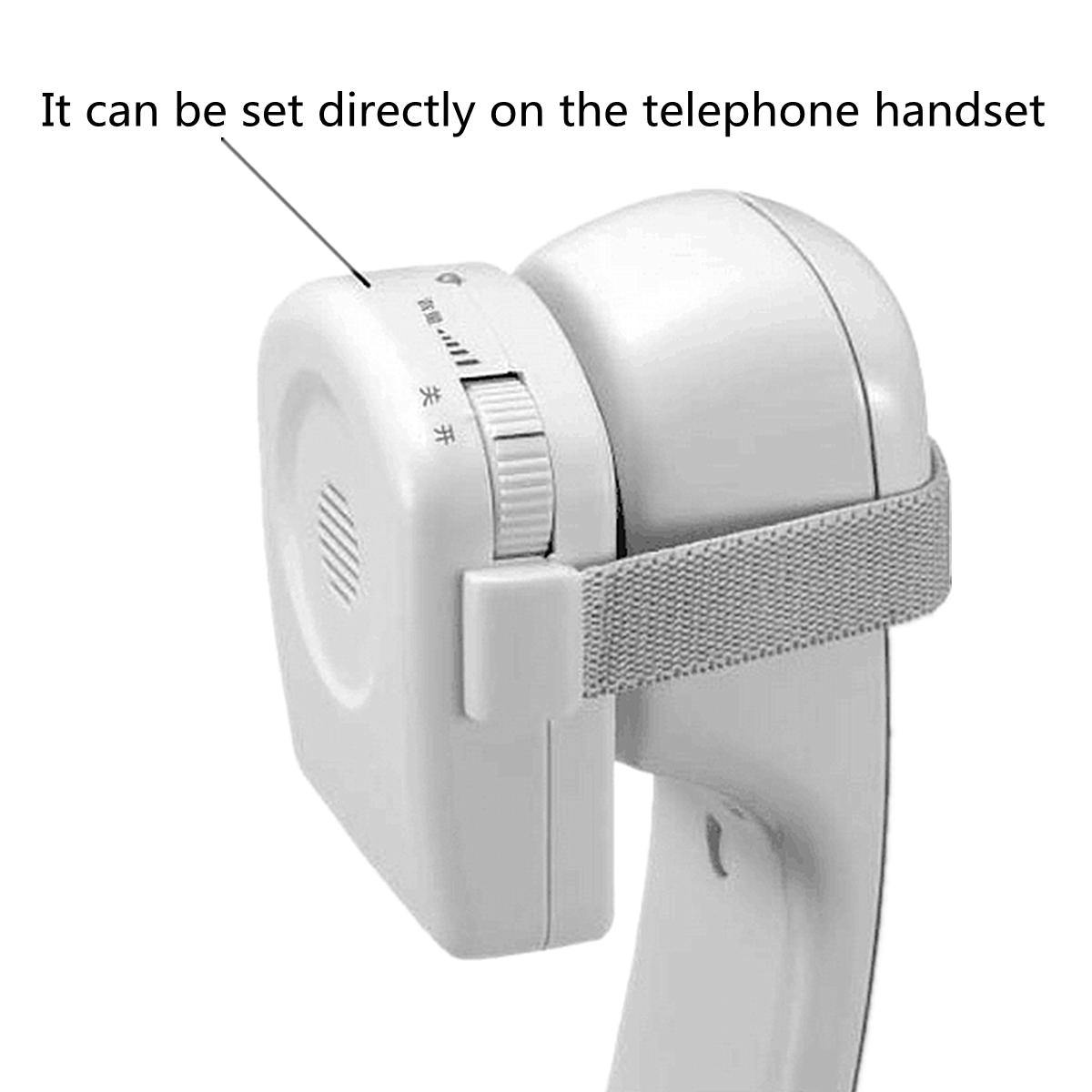 Portable T25dB Telephone Hearing Aid Voice Sound Amplifier Enhancer Extra Loud