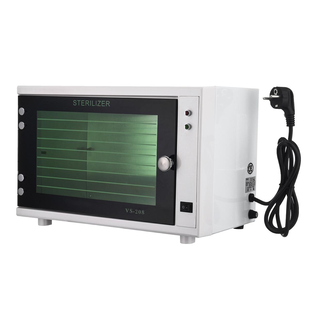 20L UV Towel Sterilizer Warmer Cabinet Spa Facial Disinfection Salon High Temperature Sterilizer