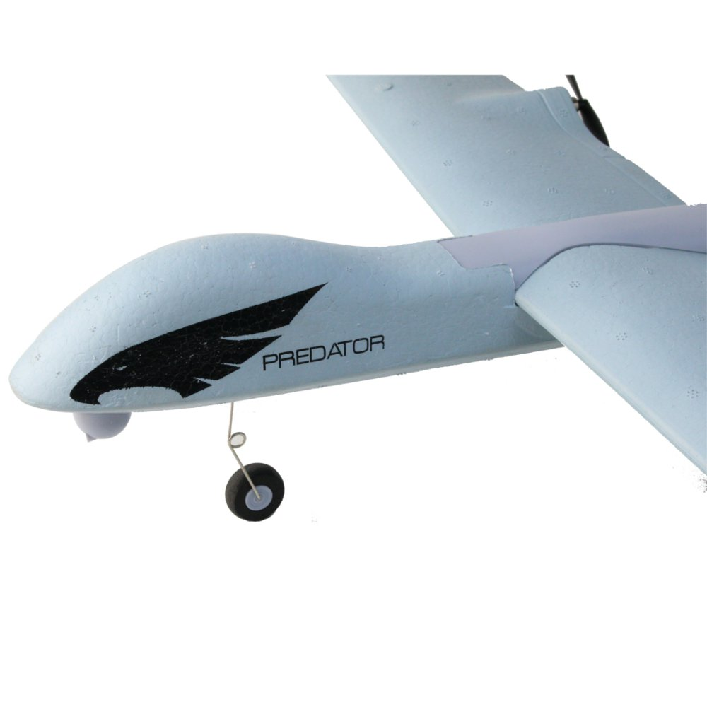 Z51 Predator 660mm Wingspan 2.4G 2CH EPP DIY Glider RC Airplane RTF Built-in Gyro