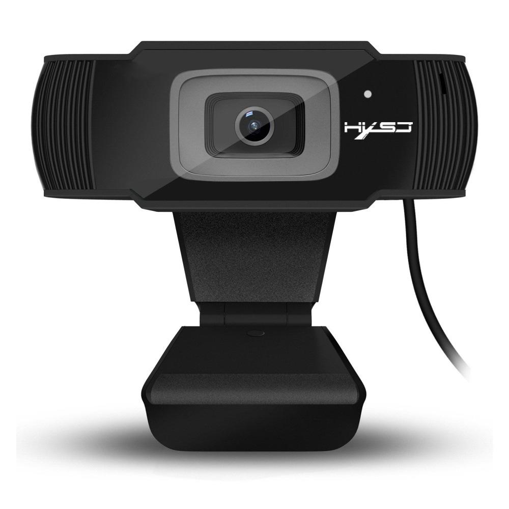 HXSJ S70 Full 1080P USB Webcam 30fps Built-in Microphon
