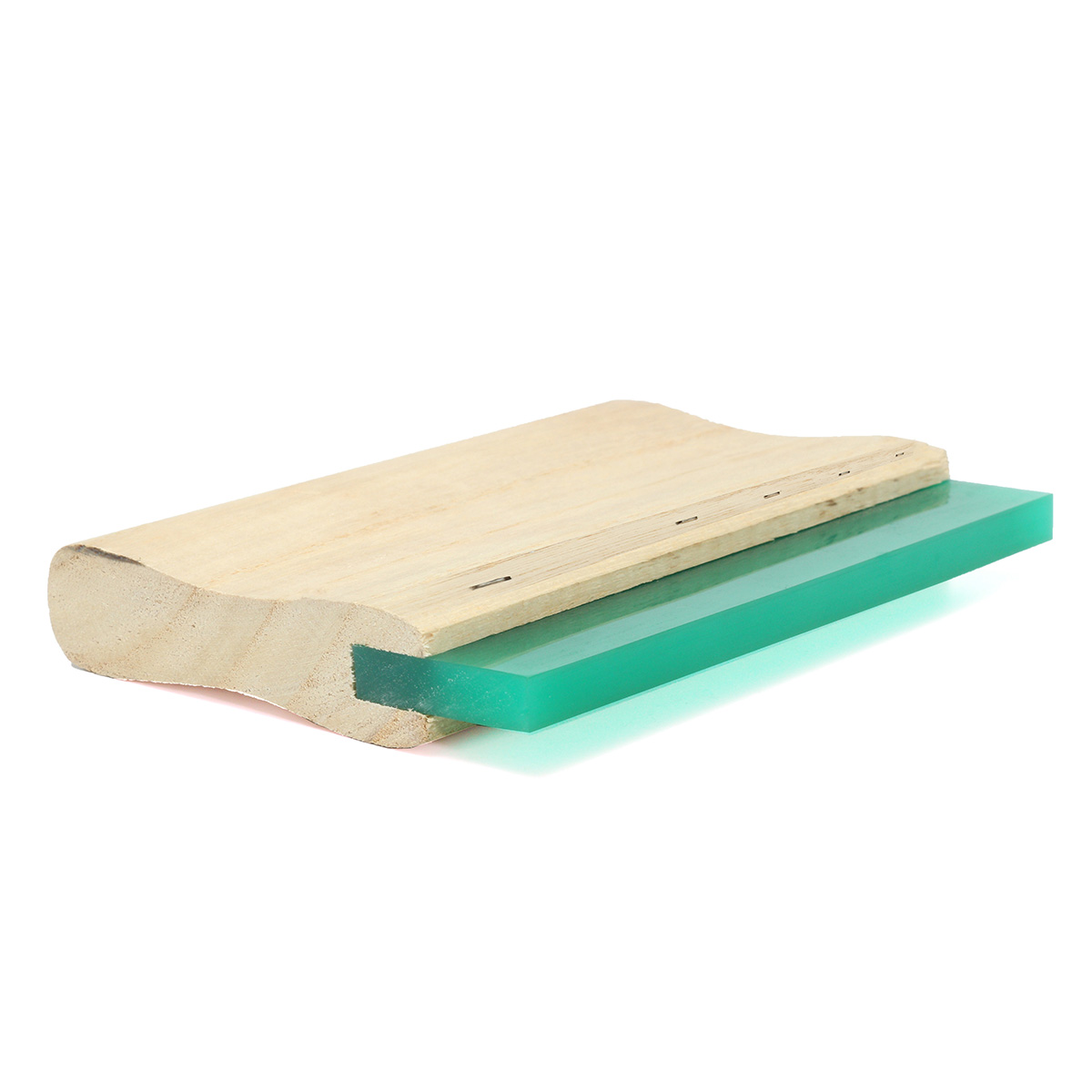 6Inch Silk Screen Printing Squeegee Ink Olily Flat Scaper Scratch Board Tools Kit